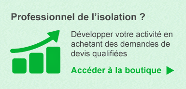 achat contact isolation